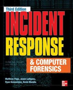 Cover of the book Incident Response and Computer Forensics