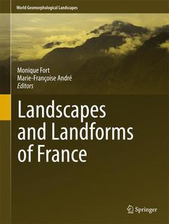 Cover of the book Landscapes and Landforms of France