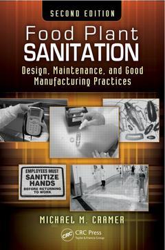 Couverture de l'ouvrage Food Plant Sanitation