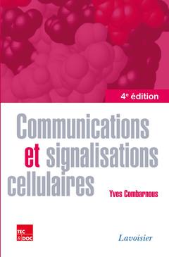 Couverture de l'ouvrage Communications et signalisations cellulaires