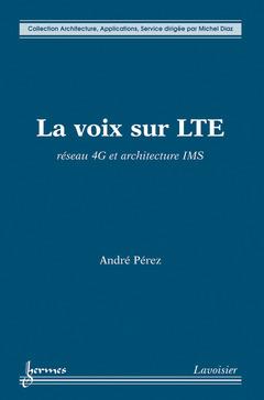 Couverture de l'ouvrage La voix sur LTE