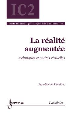 Couverture de l'ouvrage La réalité augmentée
