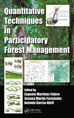 Cover of the book Quantitative Techniques in Participatory Forest Management