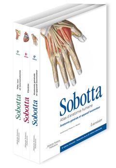 Couverture de l'ouvrage Atlas d'anatomie humaine (6° éd.) - Pack 3 tomes brochés + fascicule
