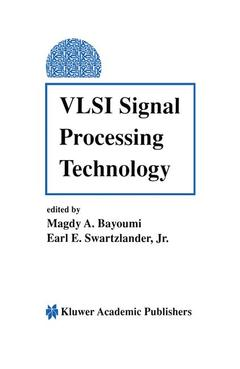 Cover of the book VLSI signal processing technology