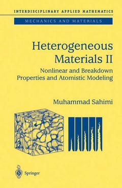 Cover of the book Heterogeneous Materials