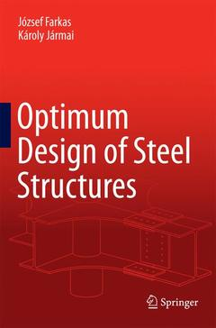 Cover of the book Optimum Design of Steel Structures