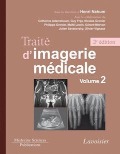 Couverture de l'ouvrage Traité d'imagerie médicale