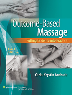Couverture de l'ouvrage Outcome-Based Massage
