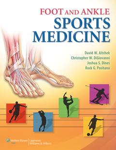 Couverture de l'ouvrage Foot and Ankle Sports Medicine