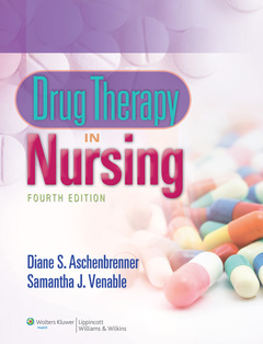 Cover of the book Drug Therapy in Nursing (4th Ed.)