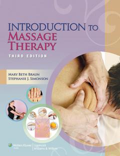 Couverture de l'ouvrage Introduction to Massage Therapy