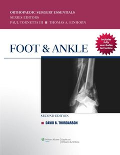 Cover of the book Foot & Ankle