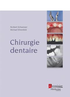 Couverture de l'ouvrage Chirurgie dentaire