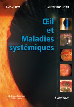 Couverture de l'ouvrage Œil et Maladies systémiques
