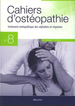 Couverture de l'ouvrage Cahiers d'ostéopathie N° 8
