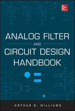 Couverture de l'ouvrage Analog Filter and Circuit Design Handbook
