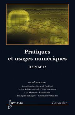 Couverture de l'ouvrage Pratiques et usages numériques