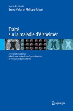 Couverture de l'ouvrage Traité sur la maladie d'Alzheimer