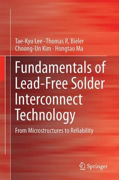 Cover of the book Fundamentals of Lead-Free Soldering Technology