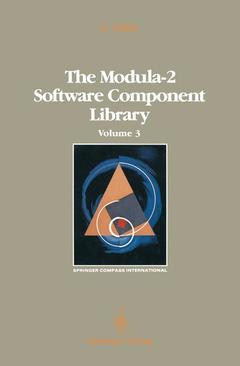 Couverture de l'ouvrage The Modula-2 Software Component Library