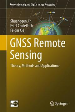 Cover of the book GNSS Remote Sensing