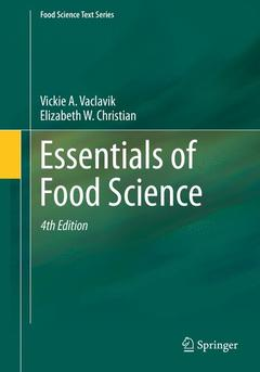 Cover of the book Essentials of Food Science
