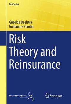 Couverture de l'ouvrage Risk Theory and Reinsurance