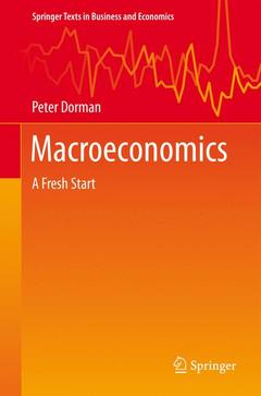 Cover of the book Macroeconomics