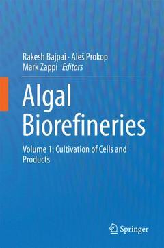 Cover of the book Algal Biorefineries