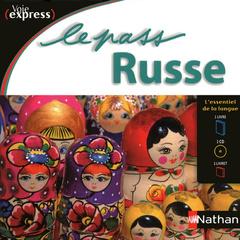 Couverture de l'ouvrage Pack voie express le pass russe (1 cd audio + 1 livre + 1 livret) 2012