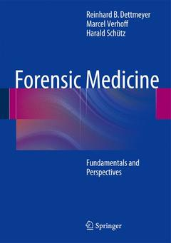 Cover of the book Forensic Medicine