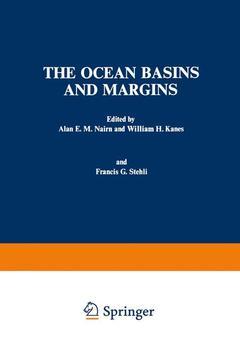 Couverture de l'ouvrage Ocean basins and margins Volume 4B: The western Mediterranean