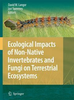 Ecological impacts of non-native invertebrates and fungi
