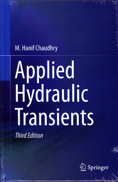 Cover of the book Applied Hydraulic Transients