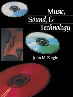 Couverture de l'ouvrage Music, sound, and technology (paper)