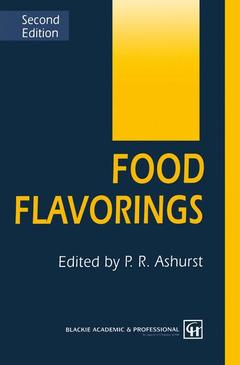 Cover of the book Food flavorings -(2nd ed' 94)