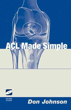 Cover of the book ACL Made simple, (with CD-ROM)