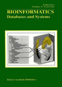 Cover of the book Bioinformatics:databases & systems