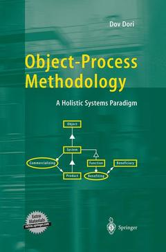 Couverture de l'ouvrage Object process methodology (with CD ROM)