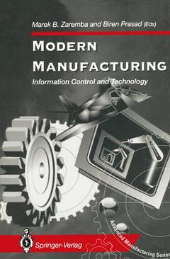 Cover of the book Modern Manufacturing