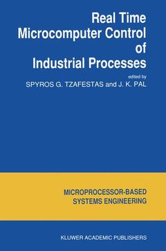 Cover of the book Real Time Microcomputer Control of Industrial Processes
