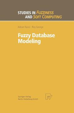 Cover of the book Fuzzy Database Modeling