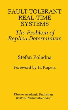 Cover of the book Fault-Tolerant Real-Time Systems