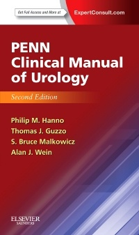 Cover of the book Penn Clinical Manual of Urology