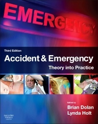 Cover of the book Accident & Emergency