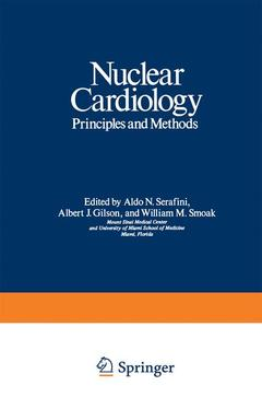 Cover of the book Nuclear cardiology:principles and methods