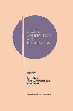 Couverture de l'ouvrage Global competition and integration