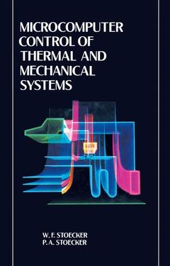 Cover of the book Microcomputer control of thermal and mechanical systems