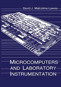 Cover of the book Microcomputers and Laboratory Instrumentation